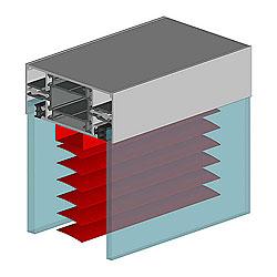 povorotnye profili pozvoljajut realizovat' ljubye ugly povorota konstrukcij v diapazone 90° – 270°