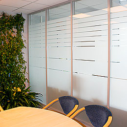 ALT111 Interior partition wall system