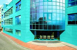 Навесной вентилируемый фасад ALUTECH ALT150