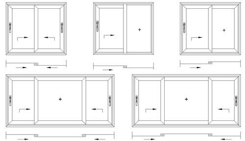 Варианты конструкций ALT SL160