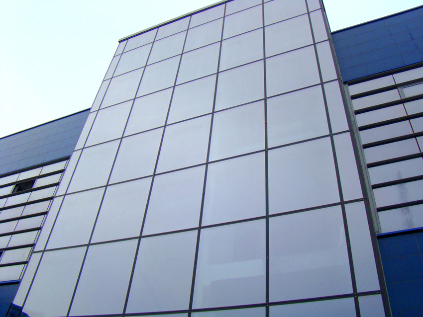 structural glazing sg