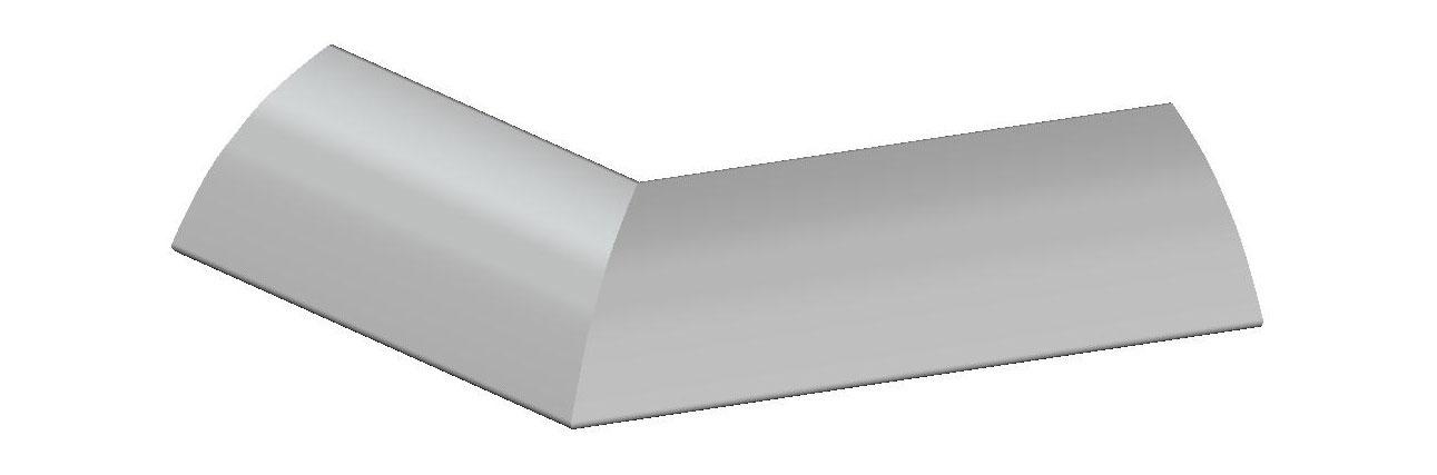 3.2 Максимально упростить сборку и установку системы солнцезащитных ламелей в угловых зонах зданий