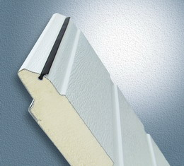 Alutech panel 45 mm thick