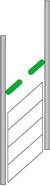 Вертикальный монтаж с нижним расположением вала