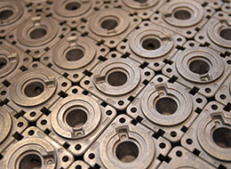 ALUTECH aluminium die-casting parts are widely used in different spheres and product lines