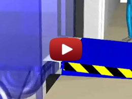 Преимущество платформ стелескопической аппарелью