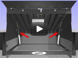 Преимущества платформ с двумя подъемными цилиндрами