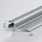AEG84F Профиль фиксирующий