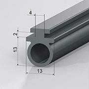 IS9 Вставка. Применяется совместно с профилями ESR60, ESR60R и ES7