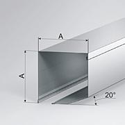 Короба защитные 20°, серия SB 20
