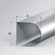 Короба защитные круглые, серия SB-P/RE