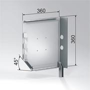 Стальные боковые крышки SF360