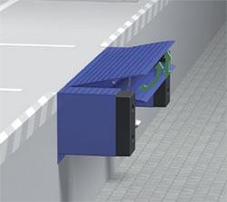 Новая модель уравнительных платформ - L100