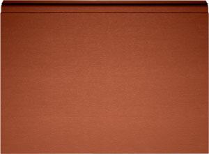 Сэндвич-панель М-гофр цвета RAL8014 (коричневый)