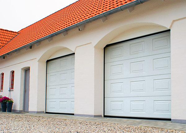 Расширение сферы применения гаражных ворот с типом полотна «филенка»