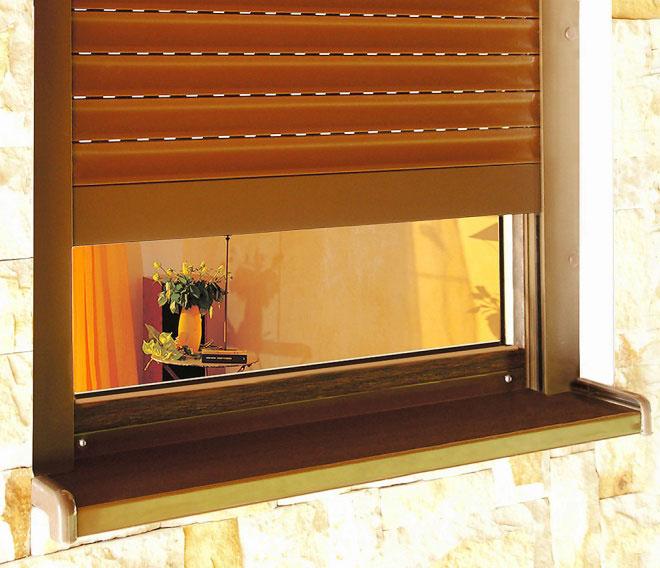 Neue Erweiterte Farbpalette Der Fensterbanke Alutech