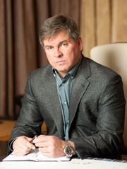 Алексей Жуков, генеральный директор Группы компаний «АЛЮТЕХ»