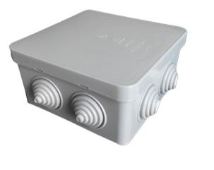 Новые монтажные коробки со степенью защиты IP55