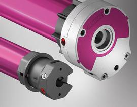 Новые внутривальные электроприводы «ALUTECH»