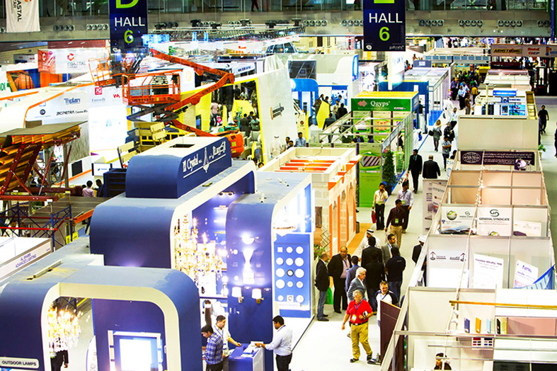 Destination → Qatar  ALUTECH at the biggest construction exhibition