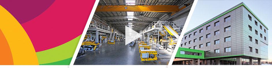 Все линии «Алютех Воротные Системы» в одном видео. Представляем обновленный ролик о Группе компаний