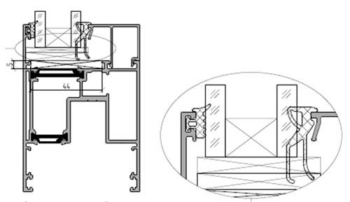 Установка рихтовочной подкладки 100х44х5