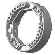 Новые кольца ригельные