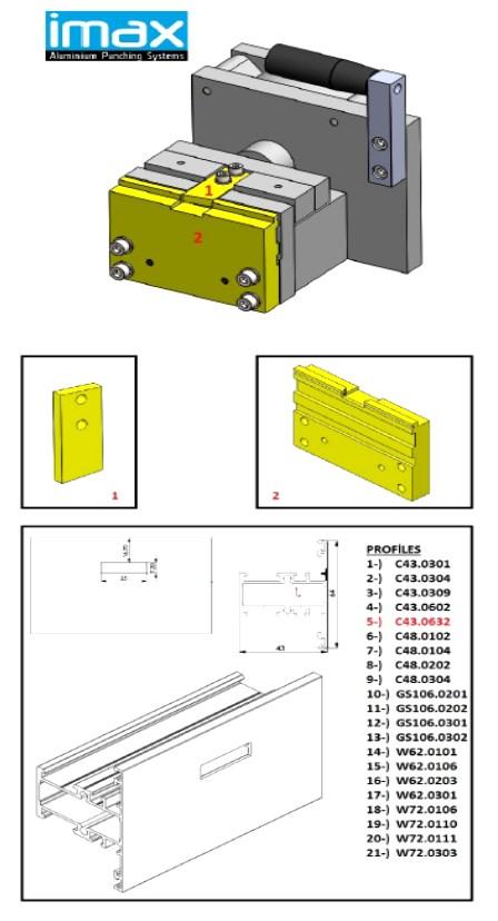 Расширение ассортимента оборудования архитектурно-строительных систем