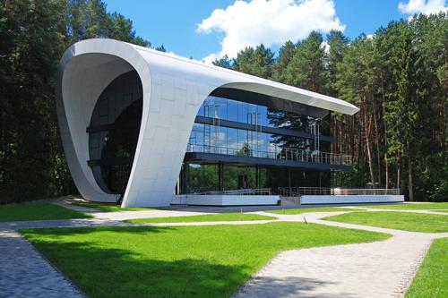 XII Национальный фестиваль архитектуры в Минске: «АлюминТехно» в центре современного градостроения