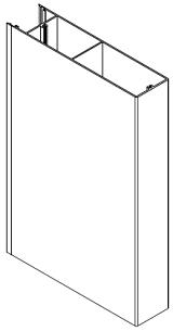 Расширен ассортимент профилей системы стоечно-ригельного фасада ALTF50