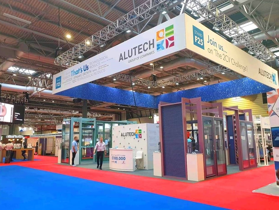 Be part of FIT: ALUTECH Group of Companies took part in the FIT Show