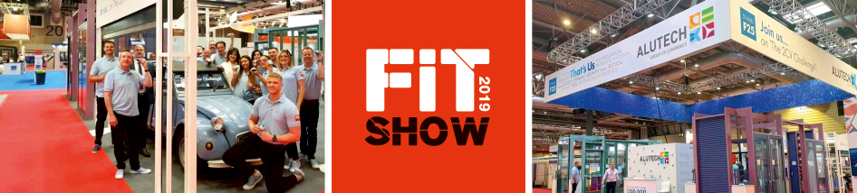Be part of FIT: ALUTECH Group of Companies took part in the FIT Show exhibition in Birmingham