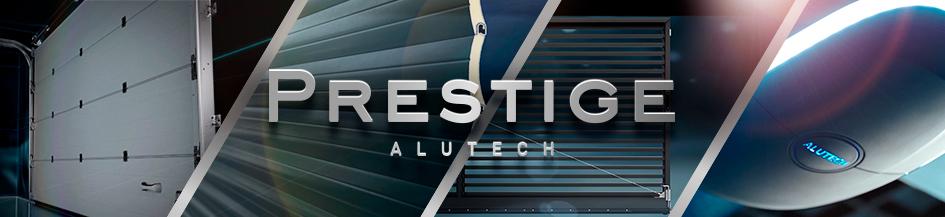 Продолжаем игру! «АЛЮТЕХ» представляет сокращенные версии видео о роллетах и воротах Prestige