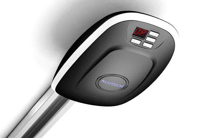Новый привод для гаражных ворот серии Levigato — LG-500