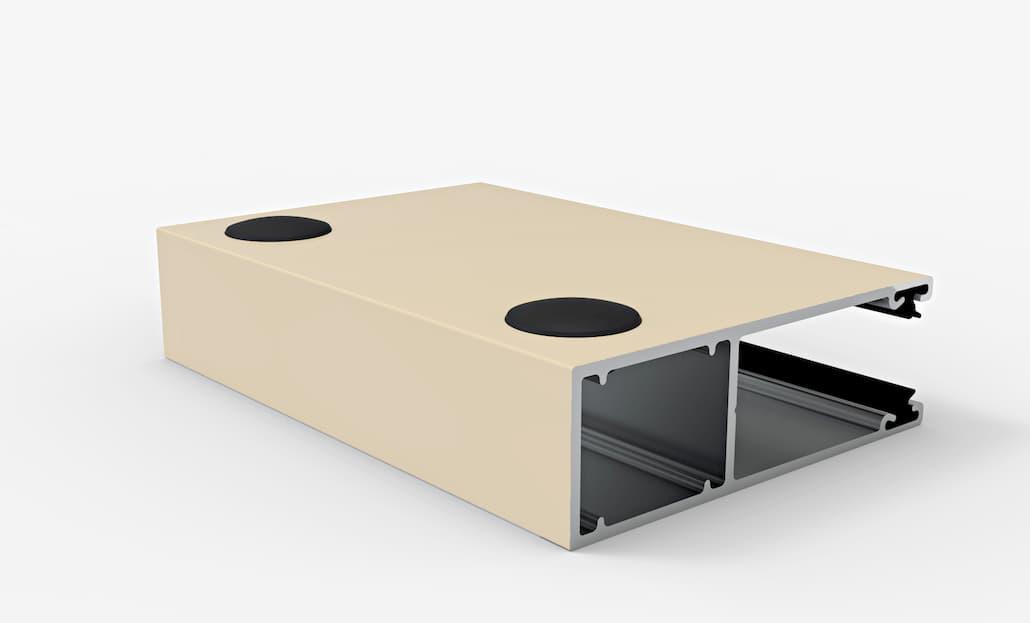 Модернизация заглушек для роллетных систем