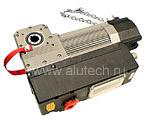 Электропривод Dynamic 3-217 3PH 100/24 IP65 со встроенным блоком управления Control 24N