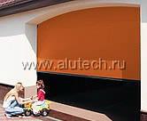 Серия гаражных ворот STANDARD с пружинами растяжения