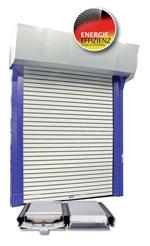 Новый продукт компании Albany Door Systems - «Теплые» ворота RapidRoll 3000ISO.