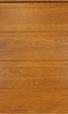 S-гофр: Узкий гофр (small). Расстояние между полосами/ пазами на панели – 125мм.