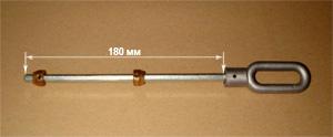 Новый комплект приводов AN-Motors серии NM1 содержит петлю аварийного открывания.