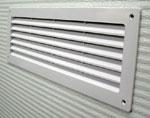 Вентиляционная решетка – новый аксессуар для секционных ворот «Алютех»