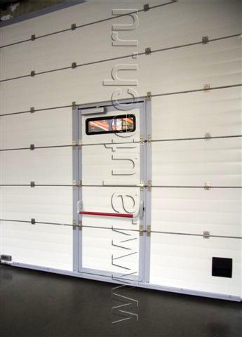 Автоматическое устройство для открывания ворот