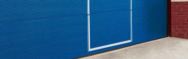 AluPro panoramic doors