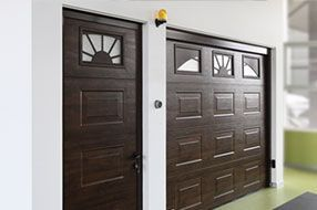 door 01 - Секционные гаражные ворота