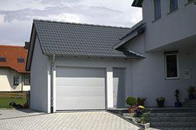 door 03 - Секционные гаражные ворота