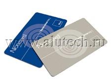 Электронная пластиковая карточка