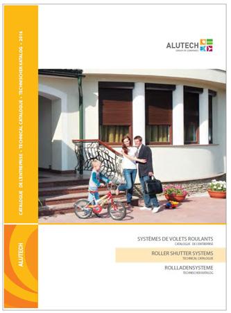 Updated Technical Catalogue Alutech Roller Shutter Systems Alutech